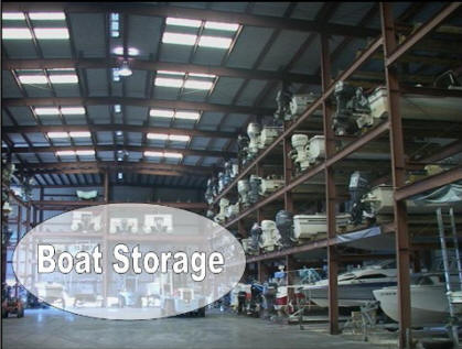 Cedar Key Marina Storage