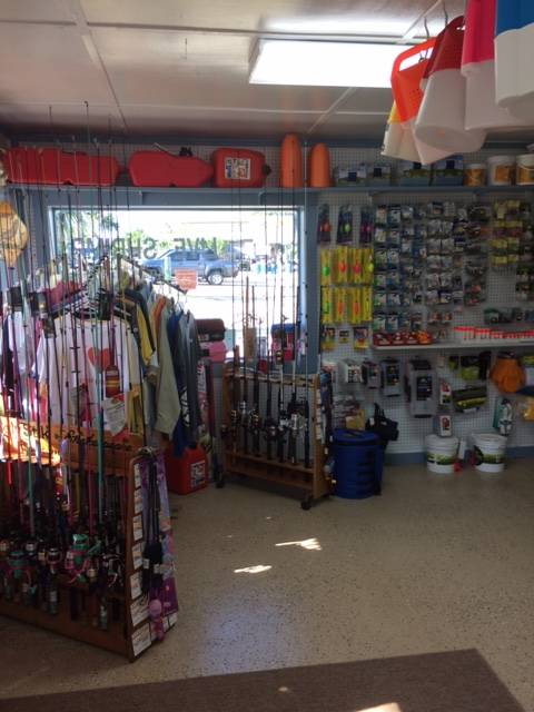 cedar key fishing supplies