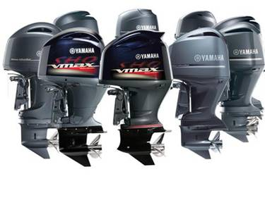 Levy County & Cedar Key, Yamaha Outboard Sales